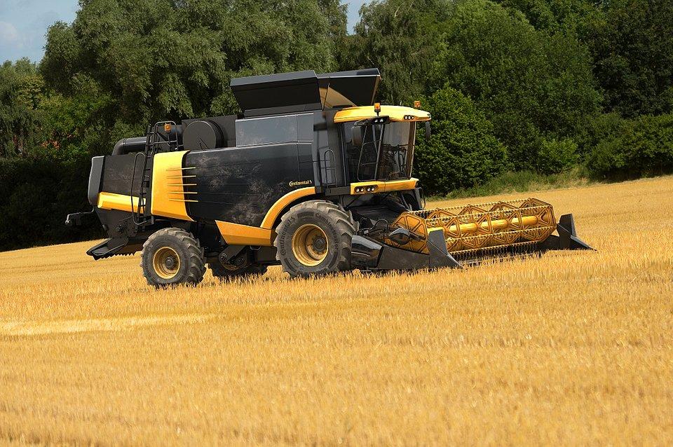Continental rozszerza portfolio rozmiarów opon rolniczych CombineMaster i VF CombineMaster w 2020 r.