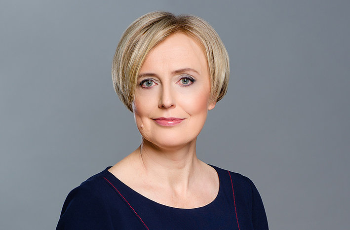 Edyta Szymczak, Prezes Zarządu ERIF BIG S.A.