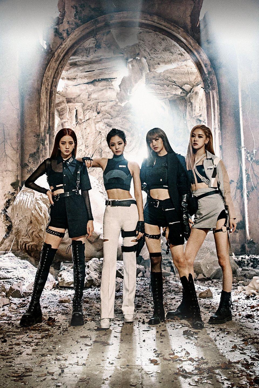Materiały promocyjne Blackpink - dzięki uprzejmości YG Entertainment