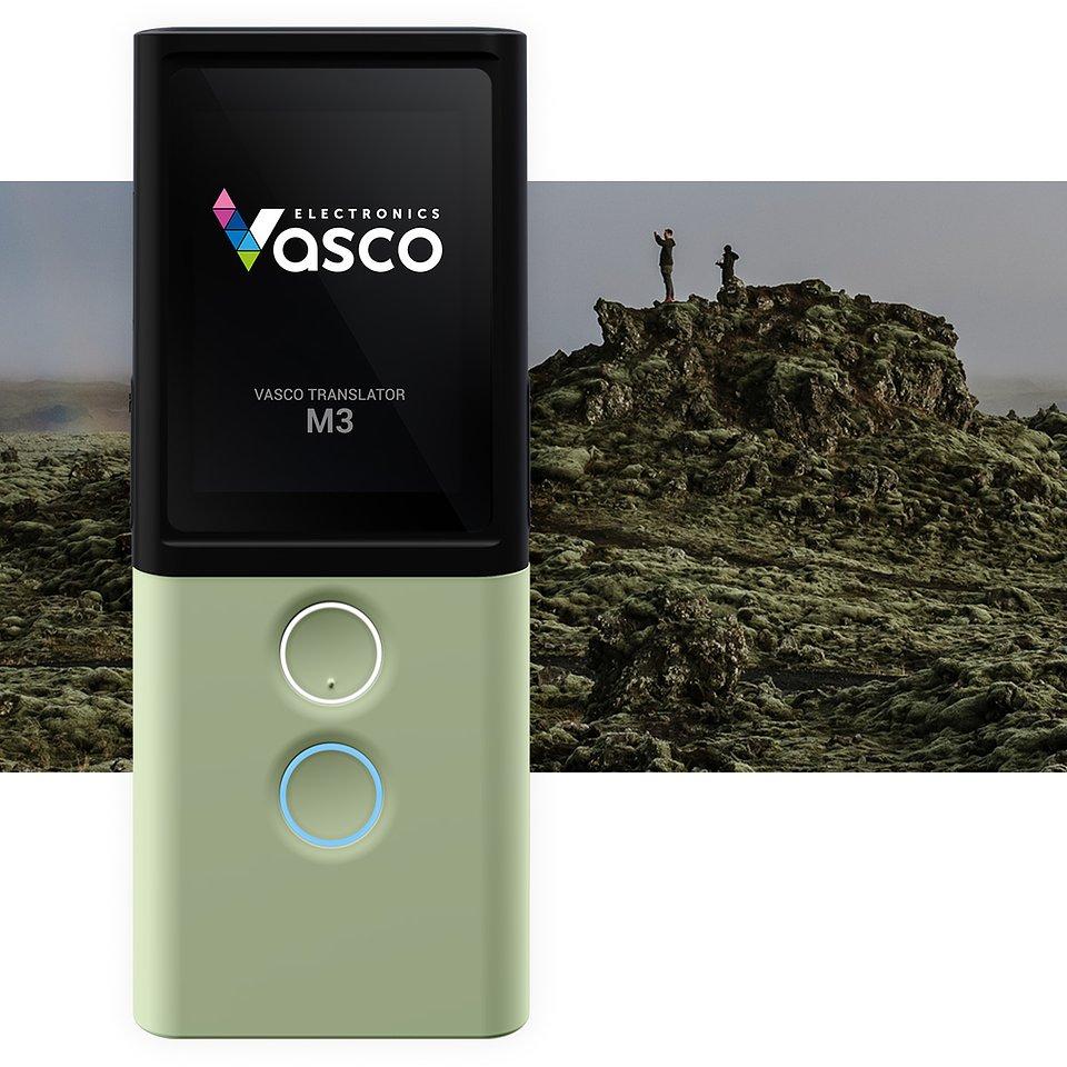 Vasco Translator M3 - Green Forest.jpg