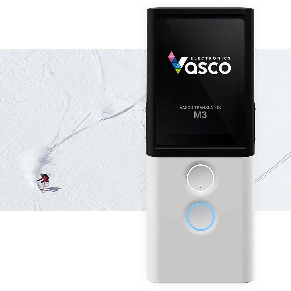 Vasco Translator M3 - Arctic White.jpg