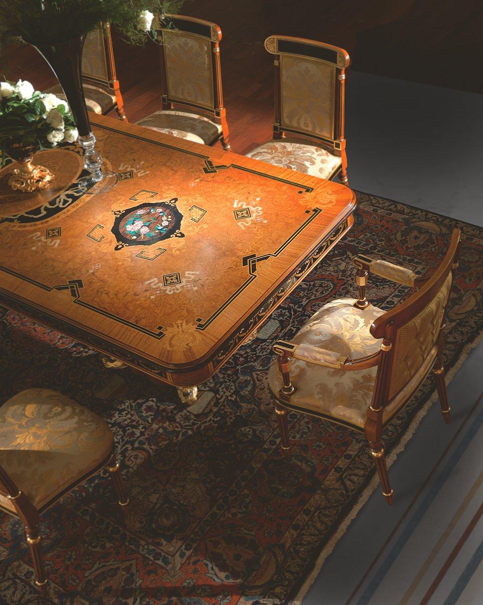 A1135 table top detail, A1136 chair, B1136 armchair.tif