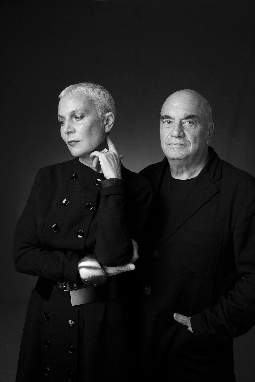 ©Fabio Lovino_Massimiliano e Doriana Fuksas.JPG