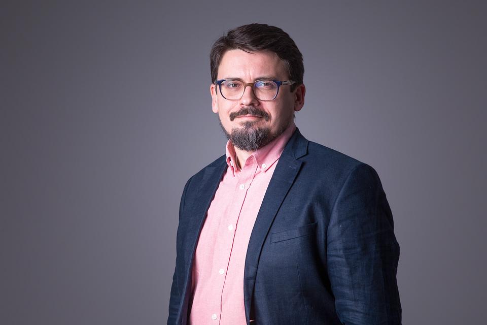 Norbert Franke, Cheif Technology Officer, Isobar Polska