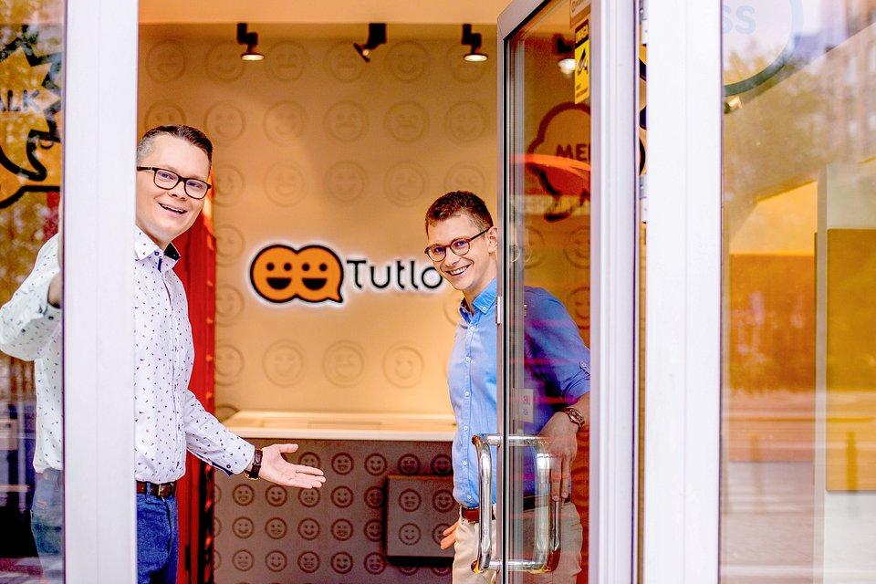Tomasz Jabłoński, Damian Strzelczyk - założyciele Tutlo.jpg