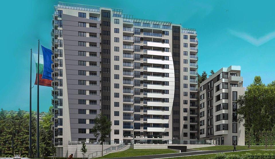 Kompleksowe bezpieczeństwo: ponad 40 rozwiązań mocujących fischer jest używanych podczas realizacji projektu Symphony Residential Complex. Produkty fischer odpowiadają specyficznym wymaganiom projektu i oczekiwaniom klientów. Zdjęcie: © 2021 Symphony Residence
