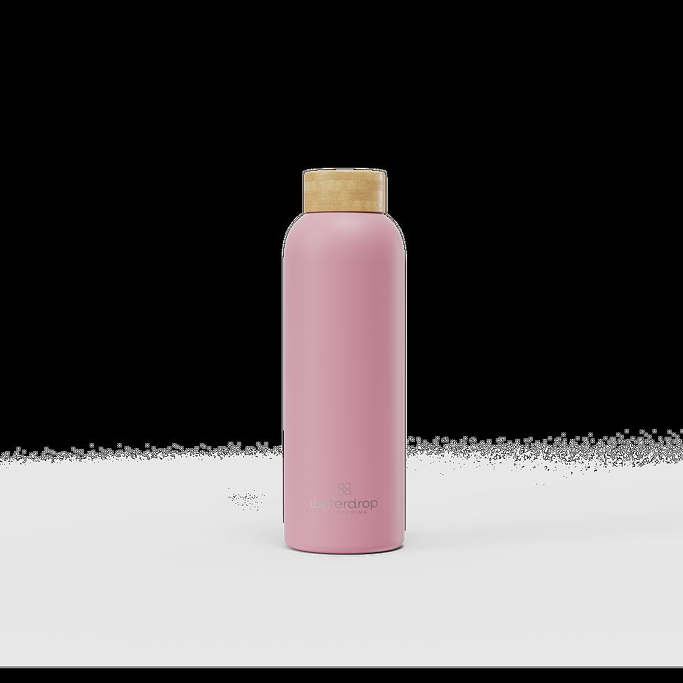 Butelka ze stali nierdzewnej, pojemność 0,5l