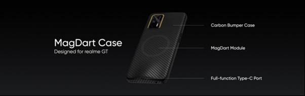 Na garfice etui smartfonu MagDart Case