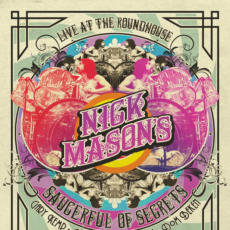 Nick Mason - Live At The Roundhouse - Flat Cover - Blu Ray.jpg