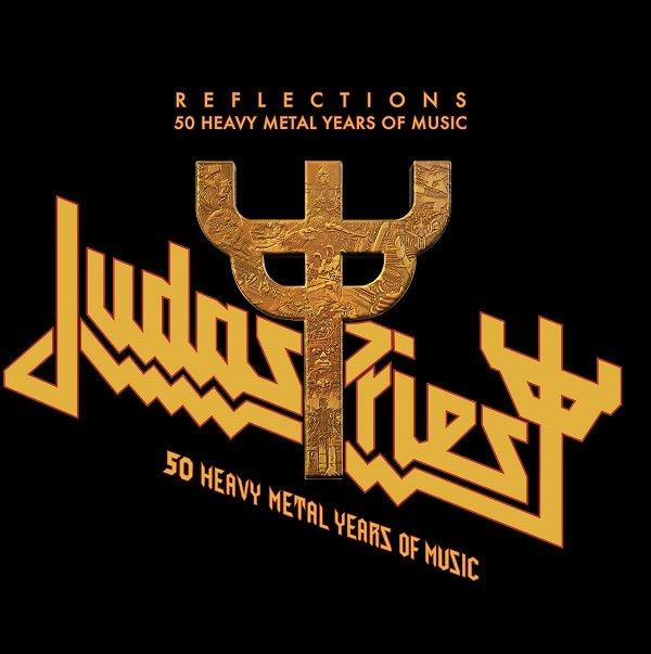 Judas Priest - 50 Heavy Metal Years of Music CD cover.jpg