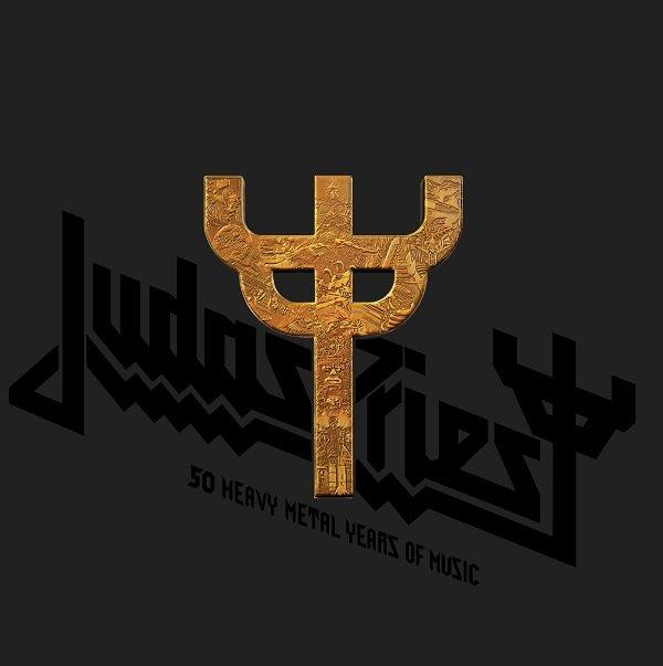 Judas Priest - 50 Heavy Metal Years of Music LP Cover.jpg