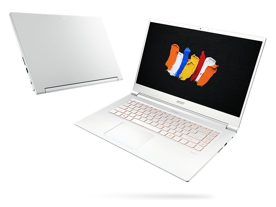 EST] Acer Announces ConceptD, a Full Product Portfolio Designed for