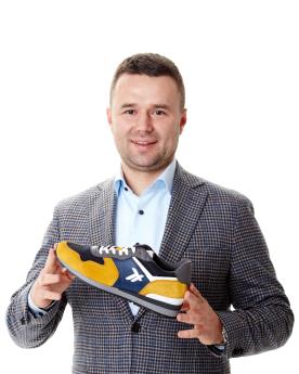 Marcin Grzymkowski, Prezes eobuwie.pl S.A.