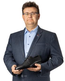 Piotr Ostręga, CFO