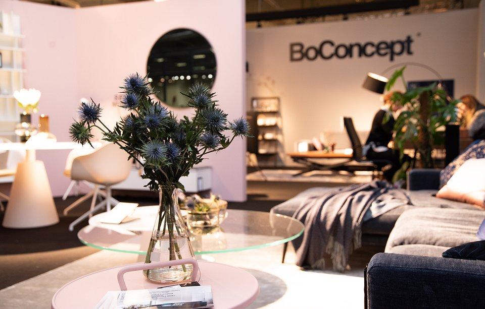BoConcept Pop-up Store // Warsaw Home 2018. Foto: Lidia Skuza