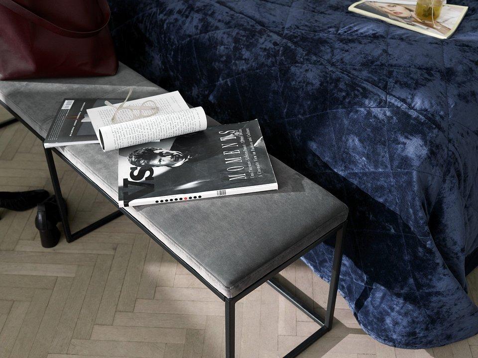 Duża ławka London z poduszką, cena od 2.779,-