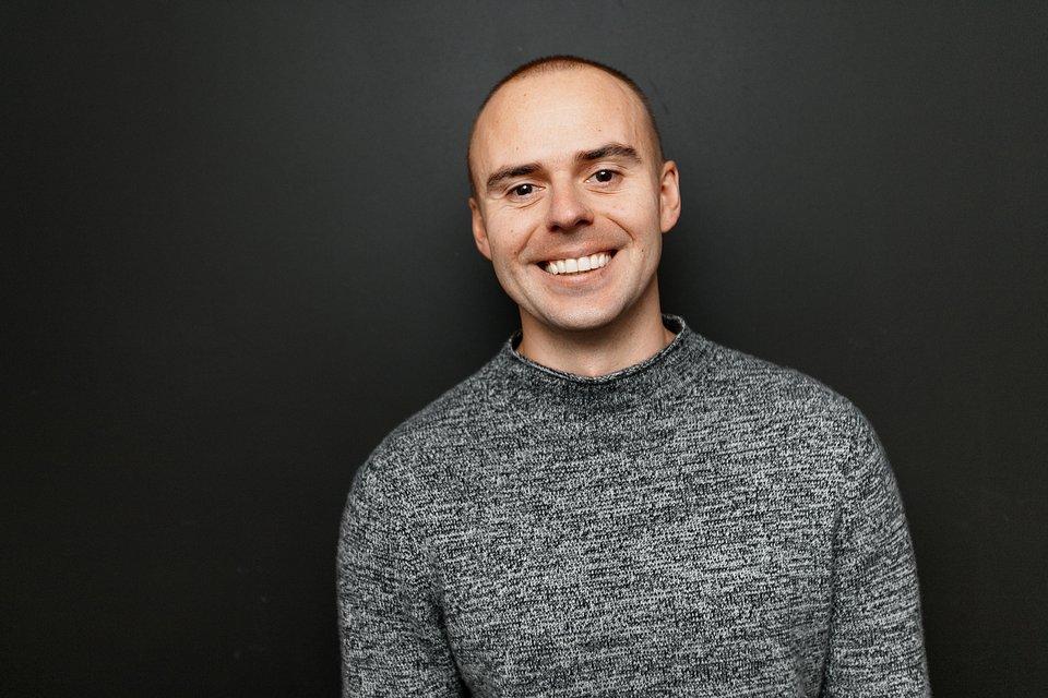 Alex Pasykov, TAIMI Founder