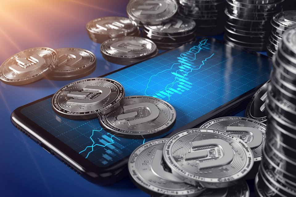 Mobile Phone with Dash Coins v3.jpg