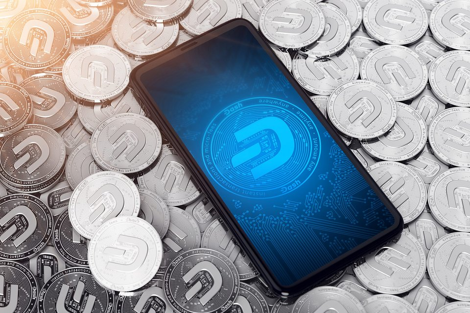 Mobile Phone with Dash Coins.jpg