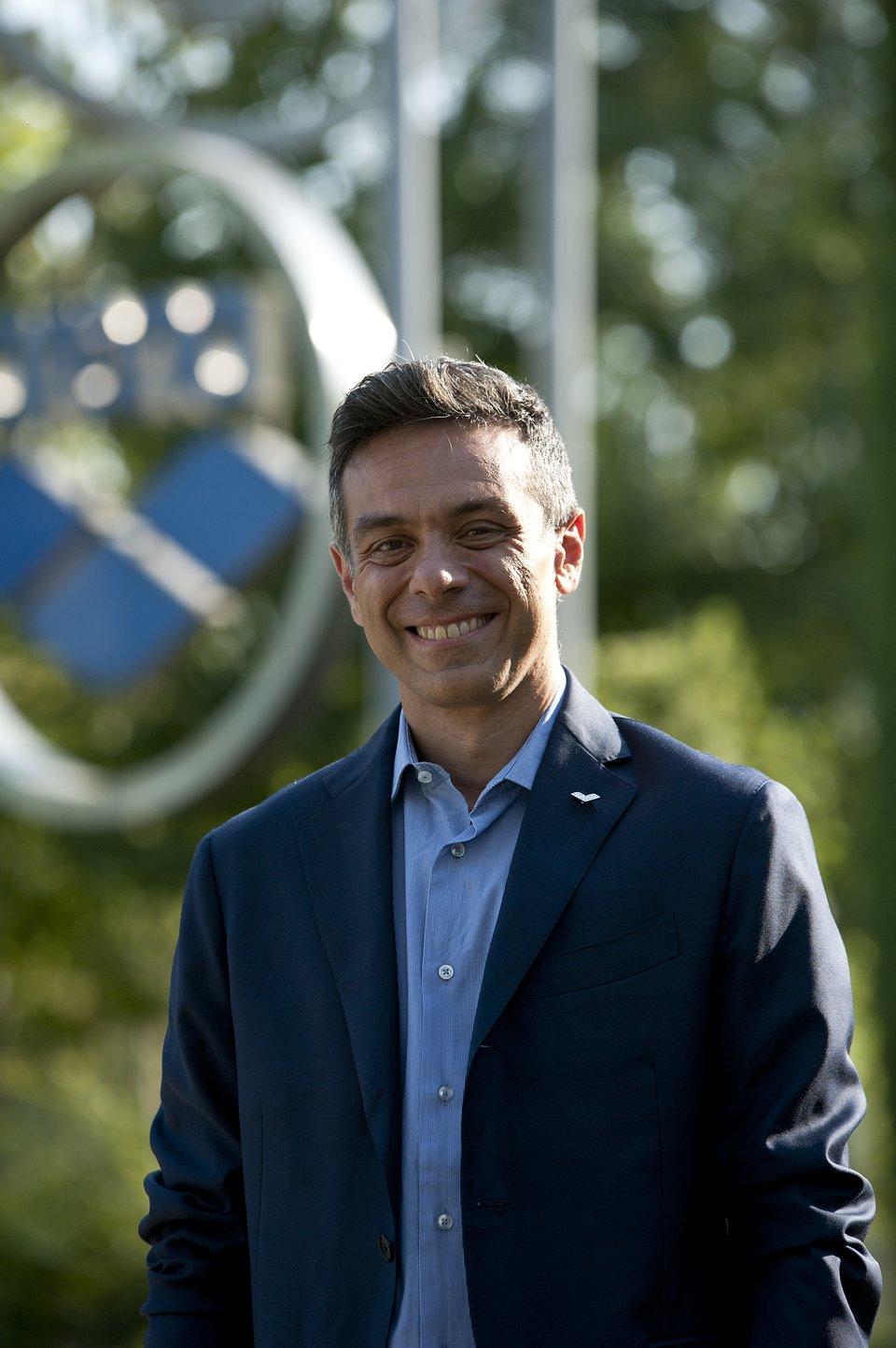 Giuseppe Musciacchio_ Deputy CEO of arena