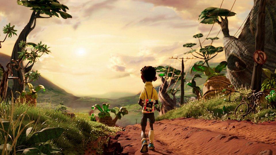 Sugarcane Man, reż. Leroy Le Roux i Tina Obo