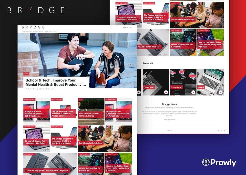 Brydges' Brand Journal