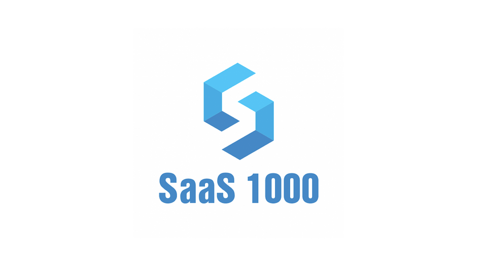 SaaS 1000 - The World's Fastest-Growing SaaS Companies