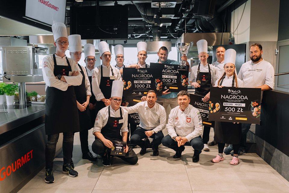 Jak podkreślało jury, każdy uczestnik finału polskiej edycji Les Chefs en Or może czuć się zwyciezcą.