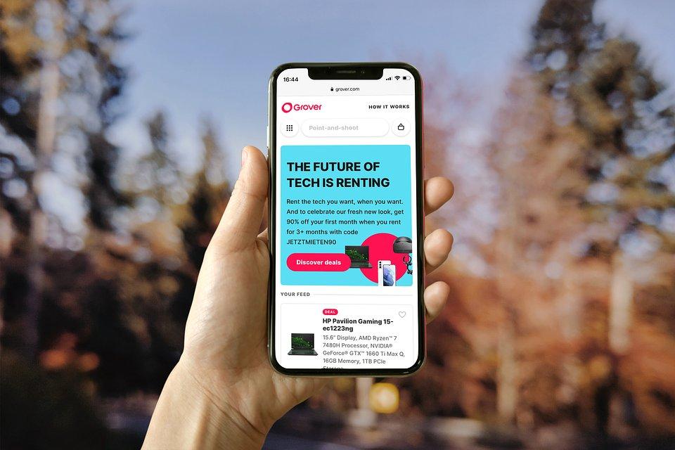 Grover_Homepage on iPhone.jpg