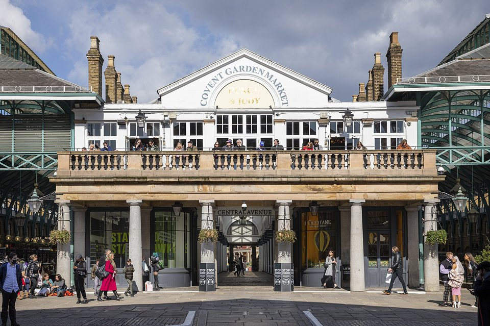 Image Courtesy of Covent Garden