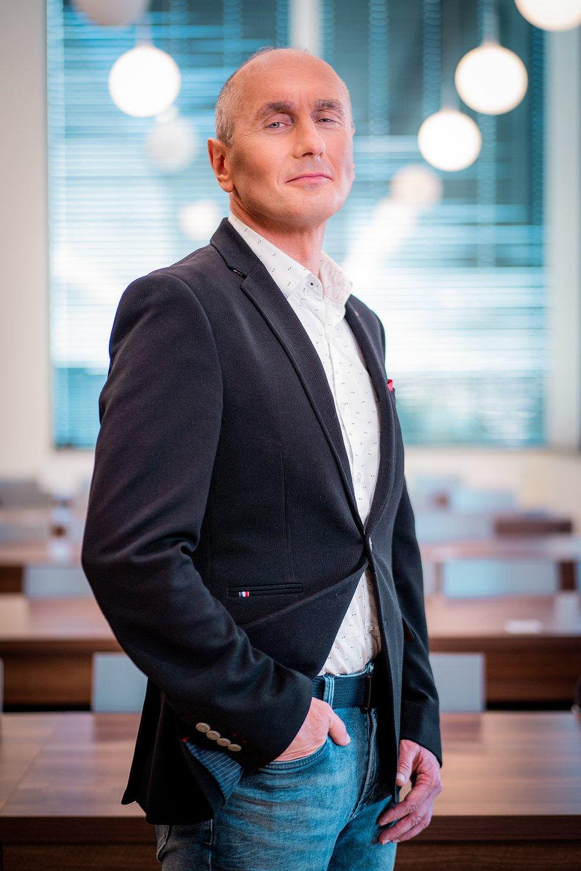 dr Artur Rot - Uniwersytet Ekonomiczny we Wrocławiu - Kierownik Katedry Systemów Informacyjnych