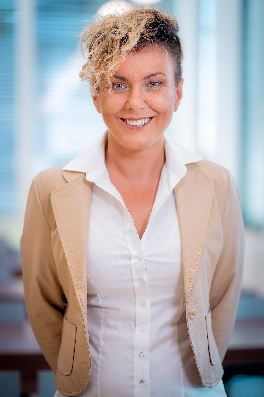Magdalena Jurek - Balluff Sp. z o.o. - Dyrektor ds. Komunikacji marketingowej i sprzedaży cyfrowej