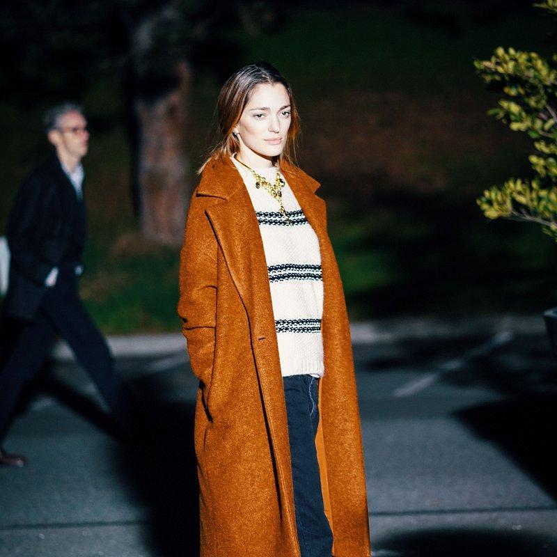 Sofía Sánchez de Betak wearing Mango at PFW - rights from 27022019 PR+SM WW 2.jpg