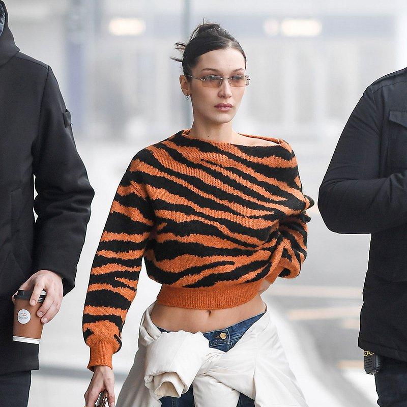 Bella Hadid mango sweater MFW - Rigths from 20022019 PR + SM WW - Splash News.jpg