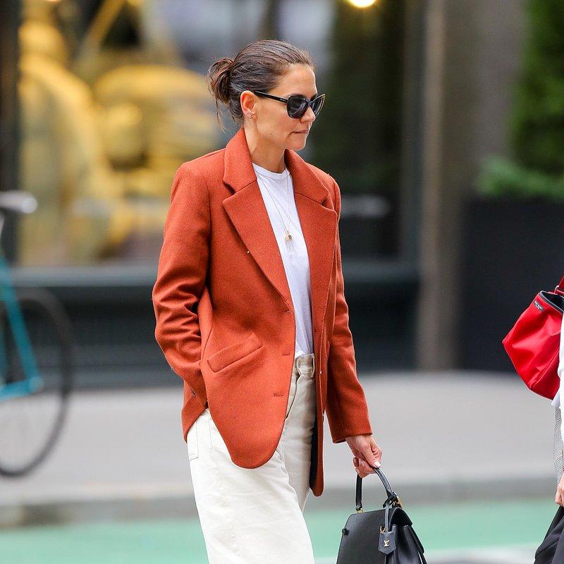 Katie Holmes wearing LIMA blazer from MANGO.jpg