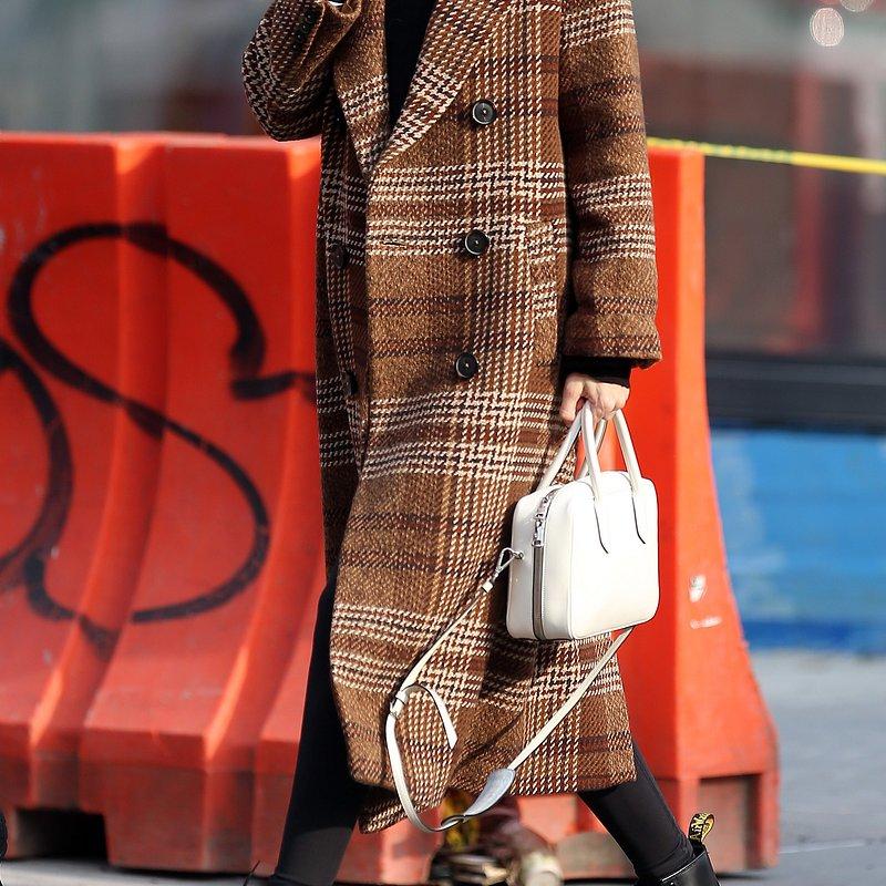 Gigi Hadid wears MANGO coat in NY - Rights from 20112018 PR+SM WW.jpg