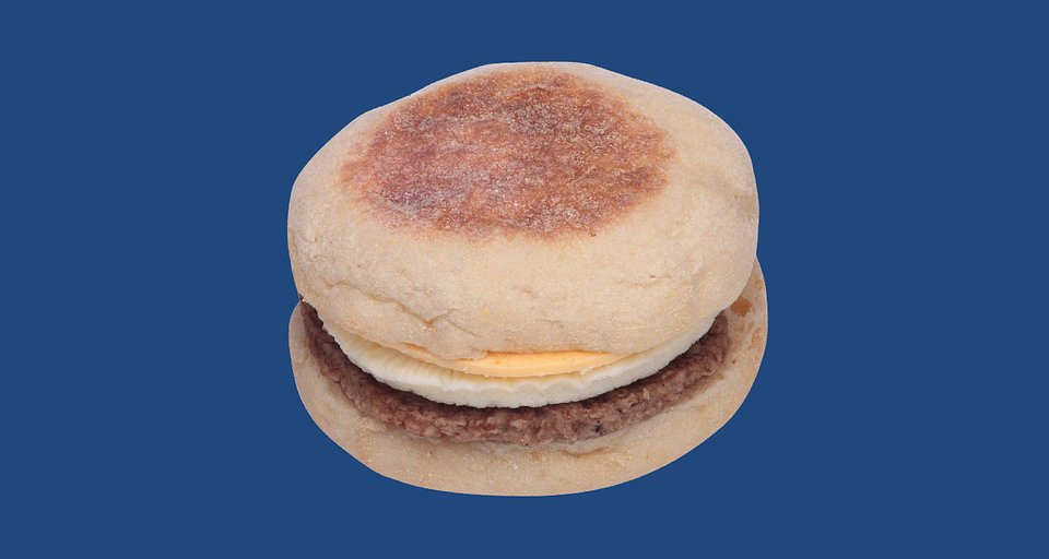 Jimmy Dean D lights Turkey Sausage, Egg White and Cheese Breakfast Sandwich Muffin.jpg