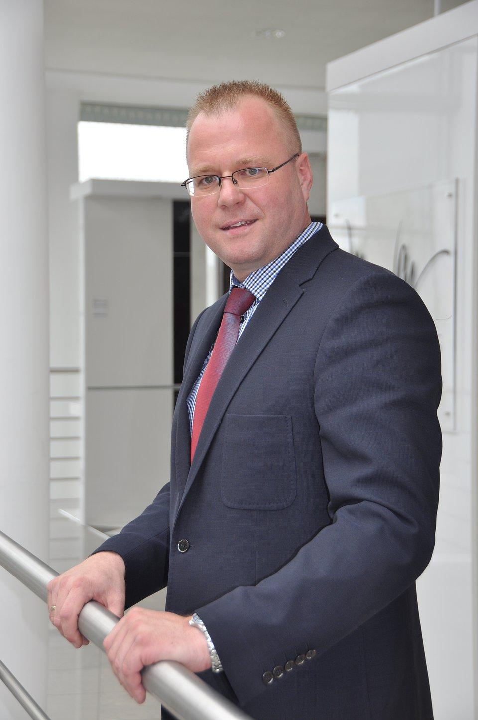 Piotr Kucharski, wiceprezes ds. produkcji.JPG