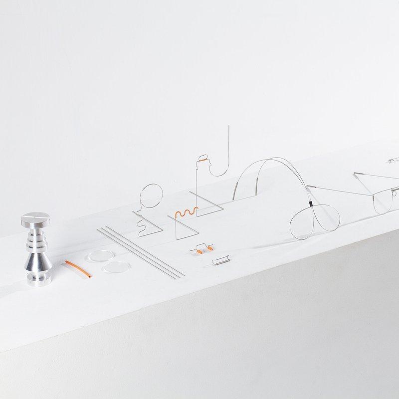 make me! - Projekt ''The One Dollar Glasses'' - Patrick Henry Nagel i Nils Körner (Haus Otto).jpg
