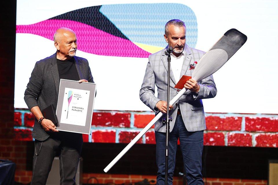 Od lewej: Andrzej Pągowski, Piotr Tokarski Fot. Marcin Stępień / Agencja Gazeta
