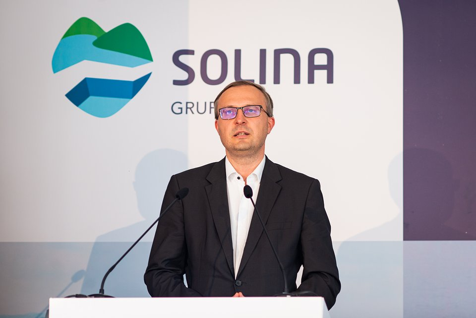 Paweł Borys - Prezes PFR SA