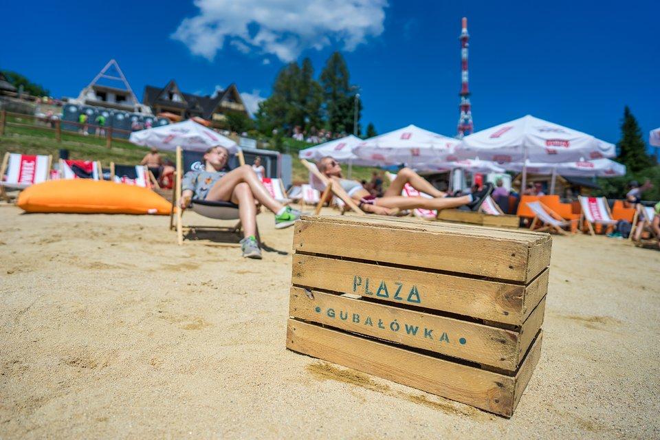 PKL Gubałówka - Plaża