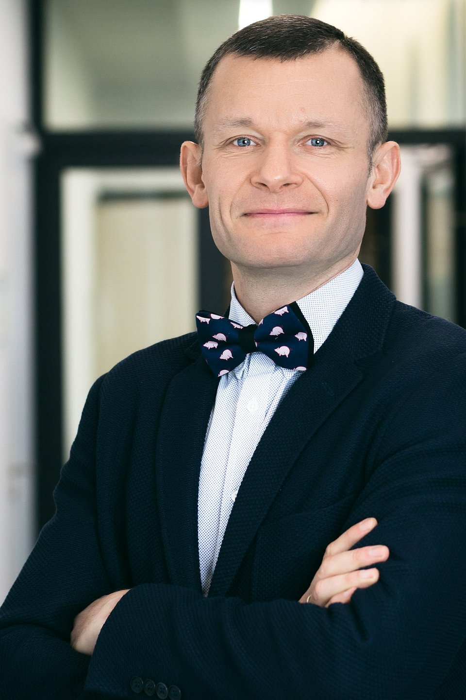 ZBIGNIEW NOWICKI CO-MANAGING DIRECTOR BLUERANK