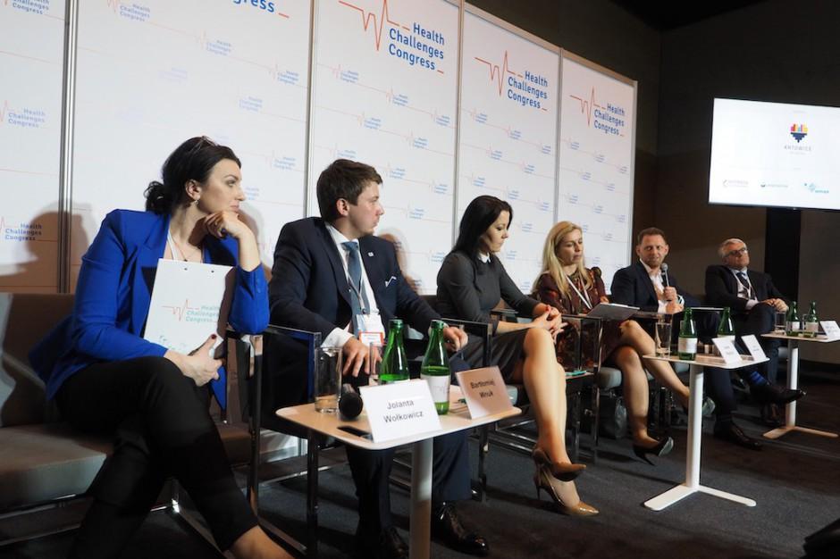 Kongres HCC 2018, panel: Marketing  Medyczny