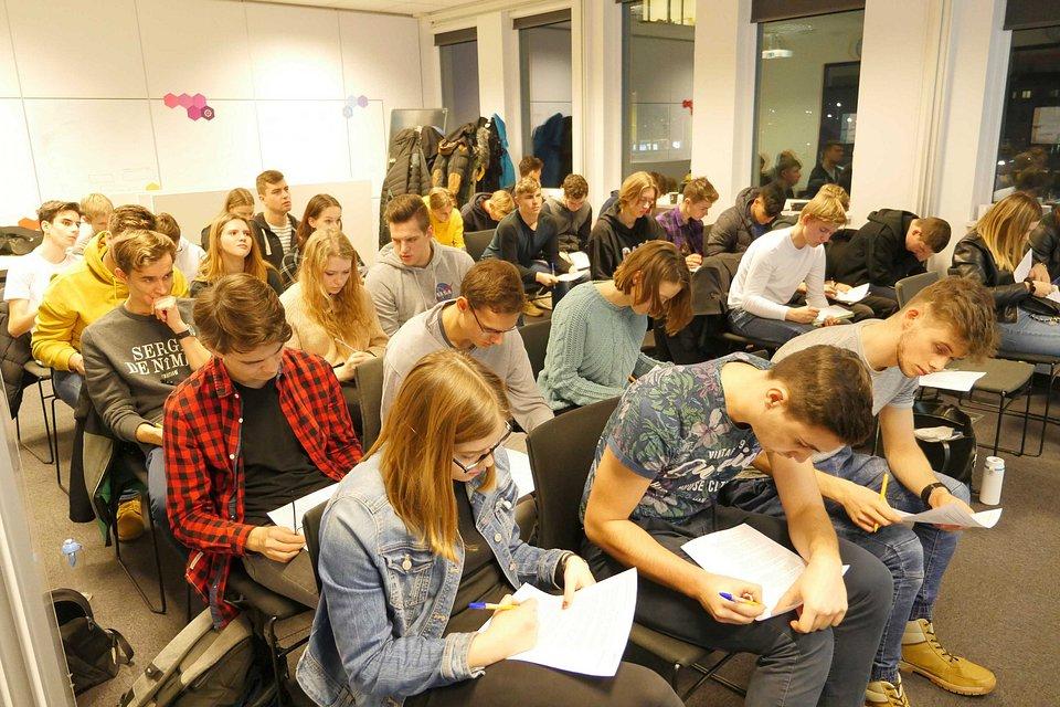 Wizyta uczniów szkół w home.pl nie jest czymś niezwykłym 😉