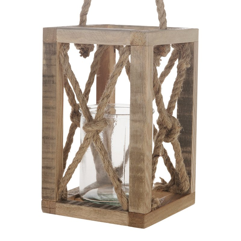Agata SA_Latarenka drewniana 24 cm, 39,90 zł.jpg