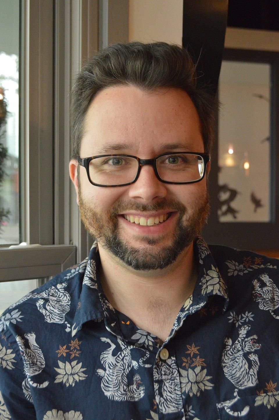 Daniel Herriges, Senior Editor at Strong Towns