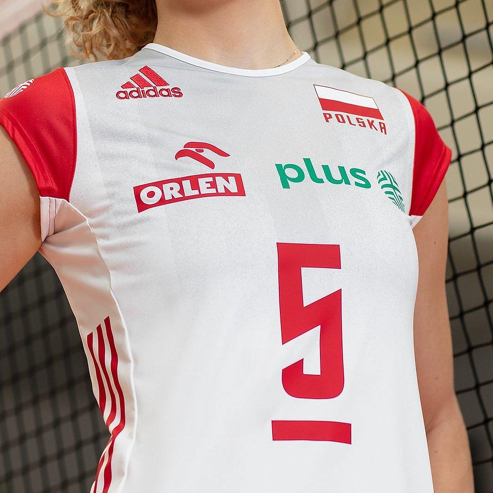 Nowa koszulka siatkarskiej reprezentacji Polski