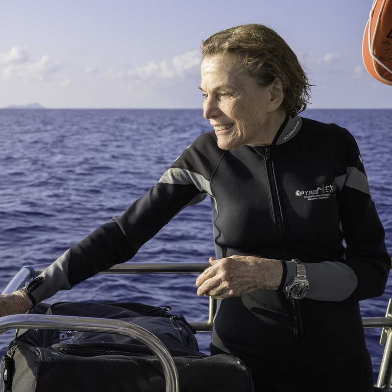 Strażnicy oceanów w National Geographic_Sylvia Earle (5).tif