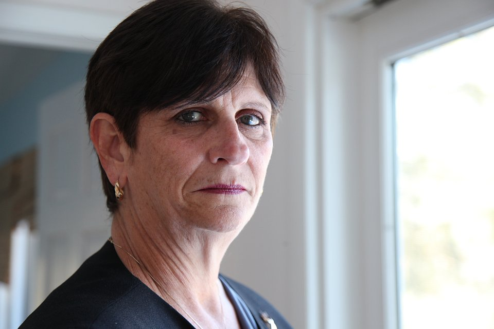 Kathy Comerford – pracowniczka 70. piętra w południowej wieży WTC. / fot. National Geographic Daniel Bogado